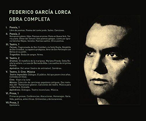 Federico Garcia Lorca: Obra Completa / Complete: Garcia Lorca, Federico