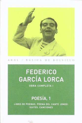 9788476004159: Obras I. Poesía, 1 (Básica de Bolsillo)
