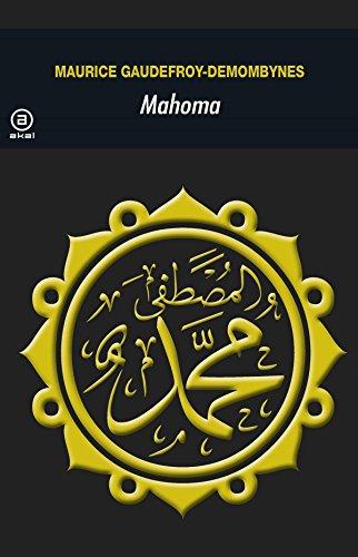 9788476004951: Mahoma (Universitaria)