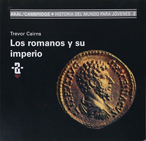 9788476005040: Los romanos y su imperio