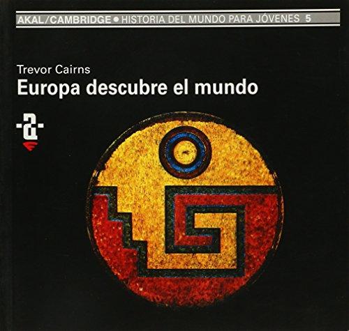 9788476005071: Europa descubre el mundo