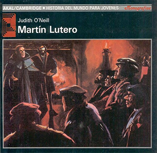 9788476005484: Martín Lutero (Historia del mundo para jóvenes)