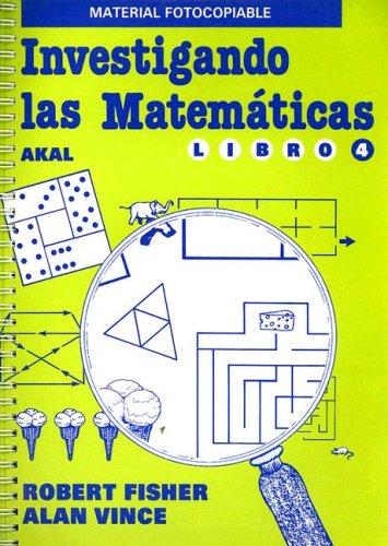 9788476005774: Investigando las matematicas / Investigating Mathematics (Spanish Edition)