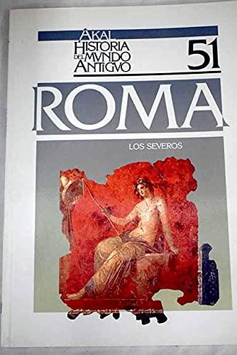 9788476006177: Los Severos. (Historia del mundo antiguo)