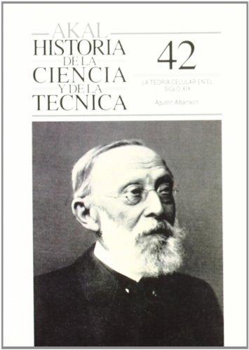 La Teoria Celular En El Siglo XIX: Albarracin Teulon, Agustin
