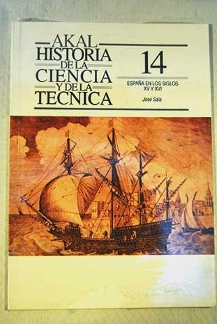 9788476009819: Historia de la ciencia y de la tecnica
