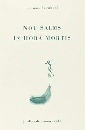 9788476029633: Nou Salms-In Hora Mortis
