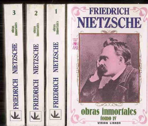 Obras Inmortales: Nietzsche, Friedrich