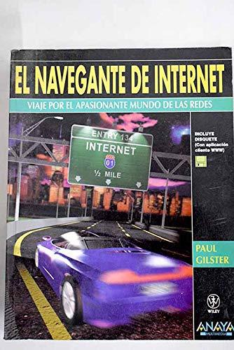9788476146958: El navegante de internet