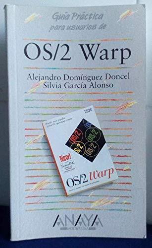 9788476147641: Guia de iniciacion os/2 warp