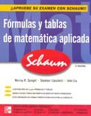 9788476151976: Formulas y Tablas de Matematica Aplicada (Spanish Edition)