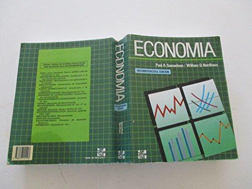Economia: Paul A. Samuelson;