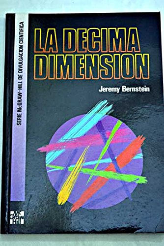 9788476155370: La Decima Dimension (Spanish Edition)
