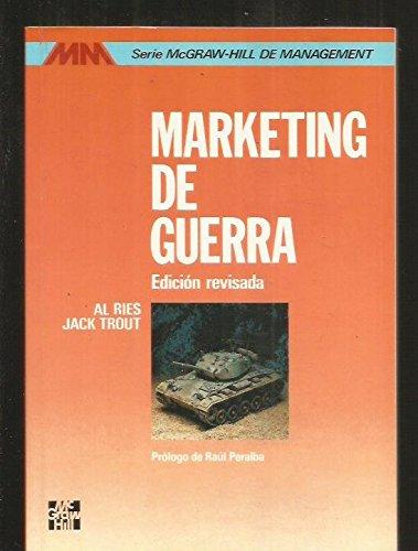 9788476155691: Marketing de guerraedic. disponible: 9789701058756