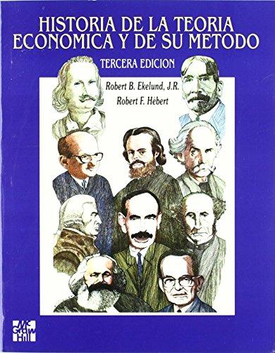 9788476157725: Historia de La Teoria Economica y de Su Meto (Spanish Edition)