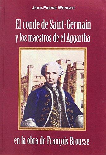 9788476271919: El Conde S. Germain y los maestros de Aggartha