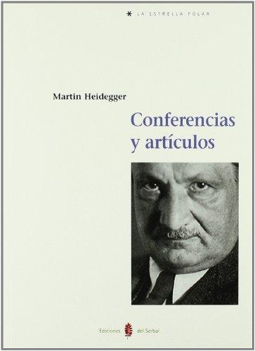 9788476281437: Conferencias y artículos (2º ed.) (Odos (serbal))