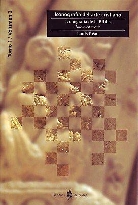 9788476281895: Iconografía de la Biblia : Nuevo Testamento