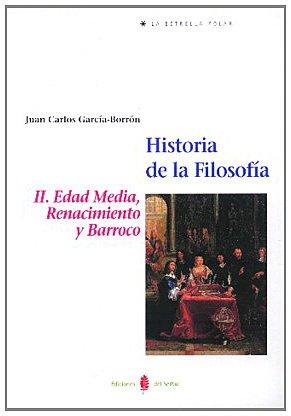 9788476282168: Historia de La Filosofia II (Spanish Edition)