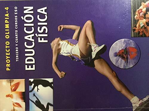 9788476284353: Proyecto Olimpia 4. Educación Física. Segundo Ciclo. 3º ESO