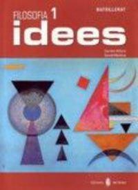9788476284681: Filosofia 1 Idees
