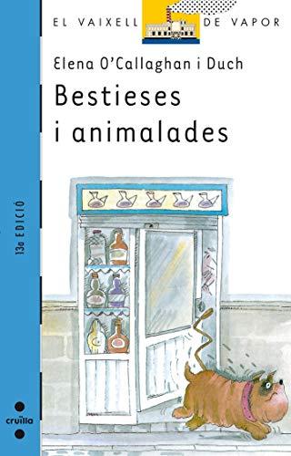 9788476292204: Bestieses i animalades (Barco de Vapor Azul)
