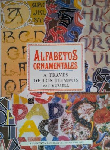 9788476308172: Alfabetos ornamentales