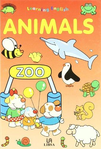 9788476308233: Animals / Animals: Aprendo Ingles / Learning English