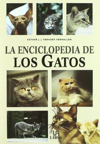 9788476308554: La Enciclopedia de Los Gatos (Spanish Edition)