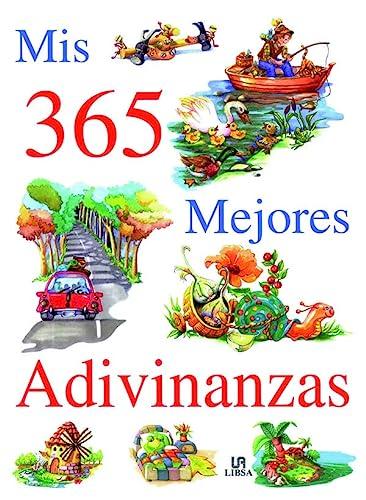9788476309049: Mis 365 Mejores Adivinanzas