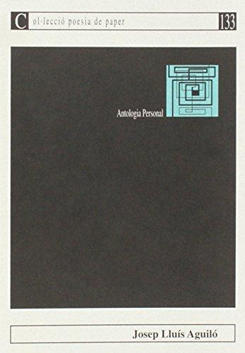 Antologia personal (Poesia de paper)