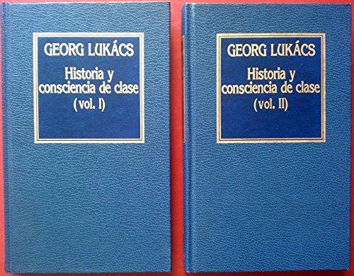 9788476340103: Historia Y Consciencia De Clase Vol I Y II