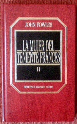 9788476341315: La mujer del teniente francés II