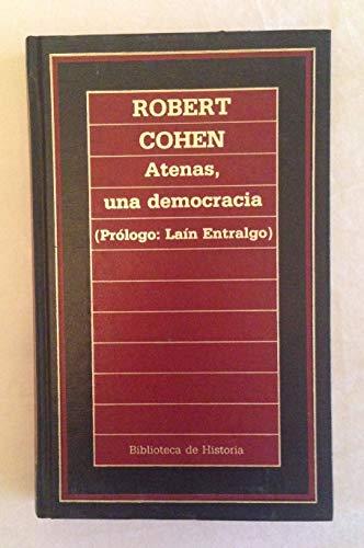 9788476341339: Atenas, una democracia : desde su nacimiento a su muerte