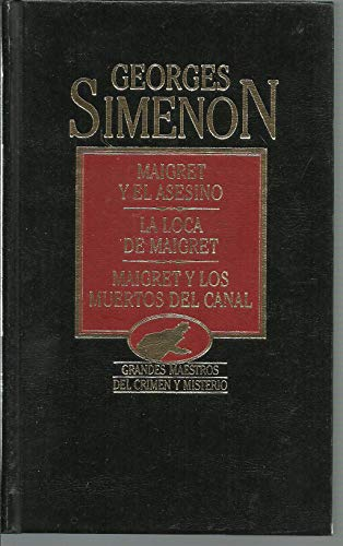 9788476341377: Maigret y el asesino