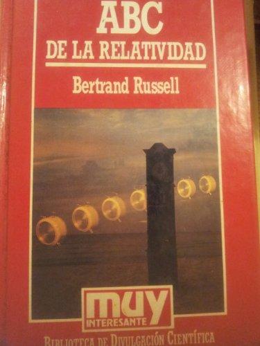 9788476341490: Abc de la relatividad