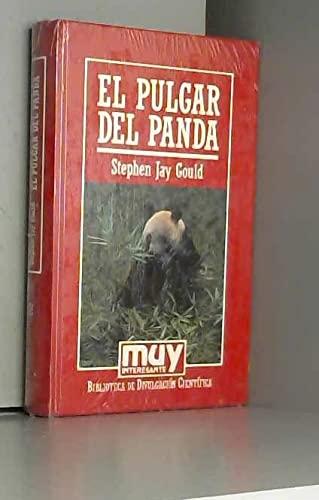 9788476342244: El pulgar del panda