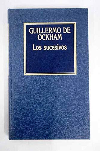 9788476342466: Los Sucesivos ; Exposición de los ocho libros sobre la física (prólogo)