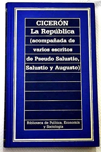 9788476342657: La República