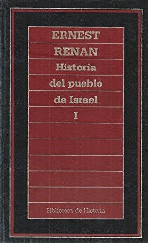 Historia del pueblo de Israel I: Ernest Renan