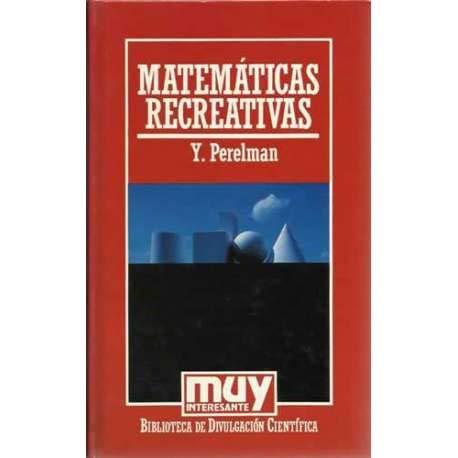 9788476346792: Matemáticas recreativas