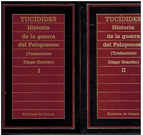 9788476347478: Historia de las guerras del peloponeso