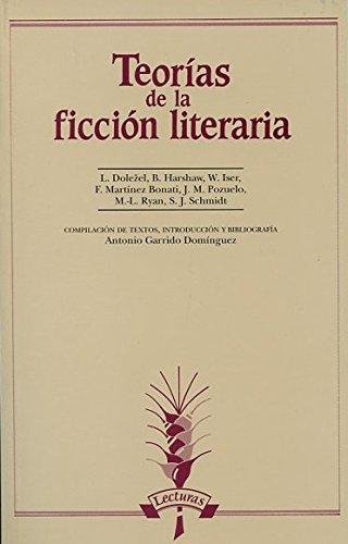 9788476352816: Teorías de la ficción literaria (Lecturas)