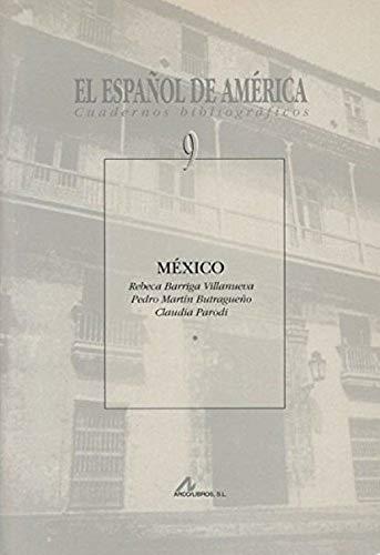 México (Paperback): Rebeca Barriga Villanueva,