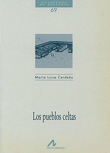 Los pueblos celtas: María Luisa Cerdeño