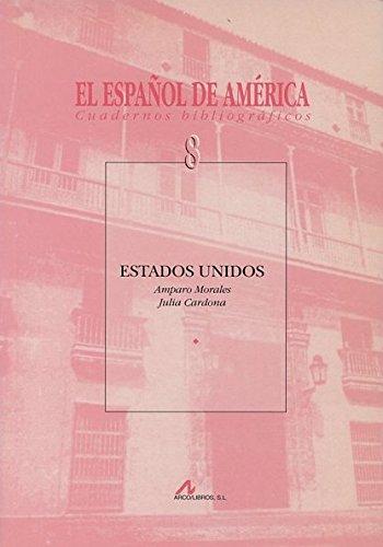 9788476353837: El español de América.Estados Unidos