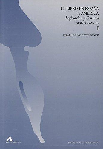 9788476354186: El libro en España y América