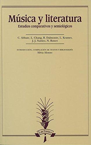 9788476355169: M�sica y literatura