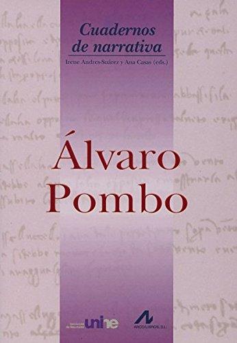 9788476356913: Álvaro Pombo (Cuadernos de Narrativa)