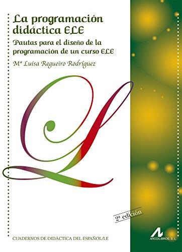9788476358870: La programación didáctica ELE. (Cuadernos de didáctica del español L/E)